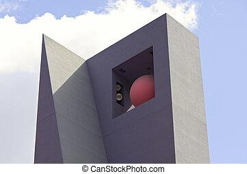 Pershing Square Sculpture