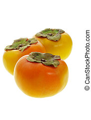 persimmon, fruits