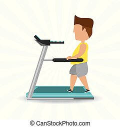 person do exercise to healthy lifestyle