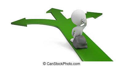 person, retning, 3, -, valg