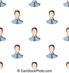 Person, single icon in outline style.Person, vector symbol stock illustration web.