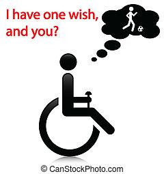 persona, gli utenti disabili