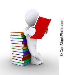 persona, libro lettura