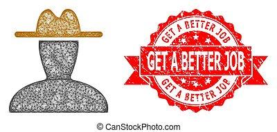 persona, obtenir, paysan, grunge, mieux, métier, timbre, ...