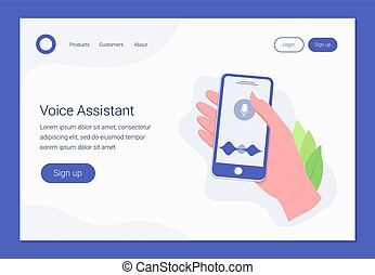 Personal assistant and voice recognition