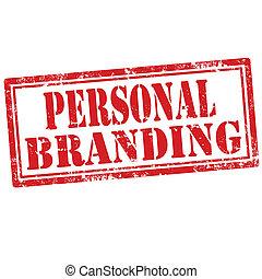 Personal Branding-stamp