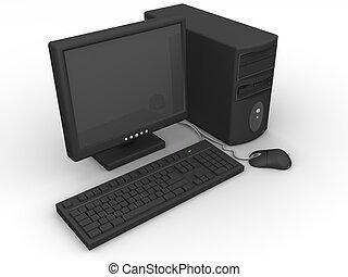 Personal computer, 3d