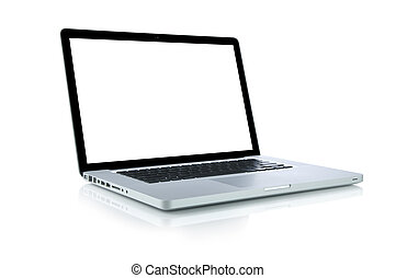 Personal Computer (Clipping path) - Personal Computer...