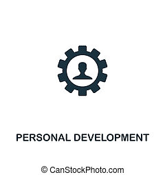 Personal Development icon. Premium style design from business management icon collection. Pixel perfect Personal Development icon for web design, apps, software, print usage