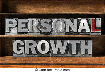 personal growth tray