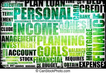 personal, ingresos