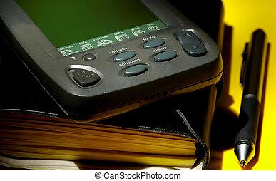 Personal Organizer - PDA and a Organizer