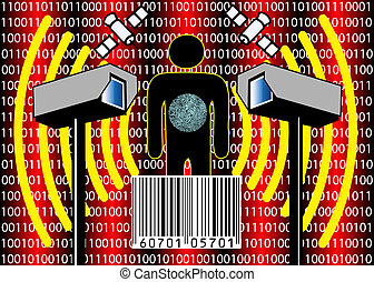 Personal privacy at stake - Private sphere in danger through...
