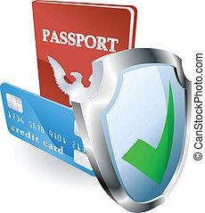 personal, seguridad, identidad