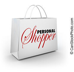 Personal Shopper Fashion Style Assistant Service Shopping...