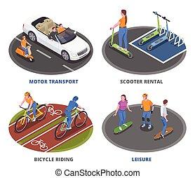 Personal Transport 2x2 Design Concept - Personal transport ...