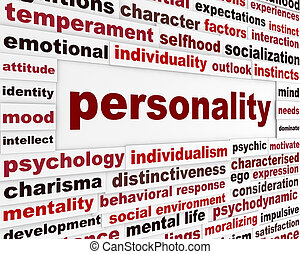 Personality social interaction design. Psychological issue...