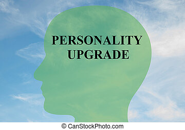 Personality Upgrade concept