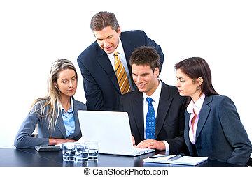 personas empresa, equipo