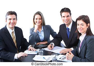 Persone, affari, squadra