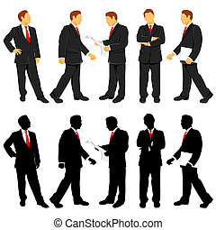 persone affari