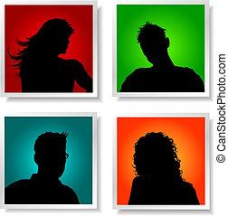 persone, avatars
