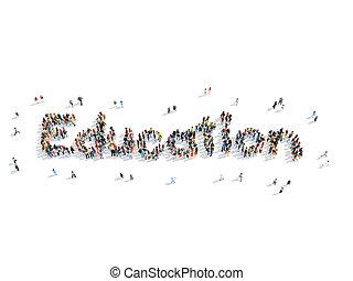 persone, forma, educazione, scuola