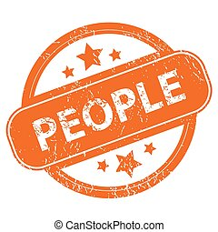 persone, grunge, icona