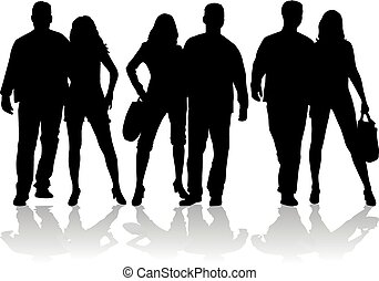 persone, gruppo