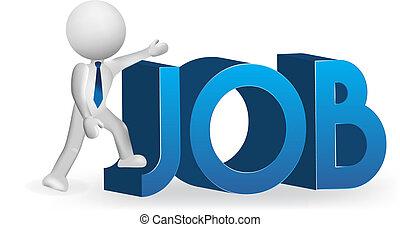 persone, immagine, piccolo, lavoro, vettore, risultato, logotipo, 3d
