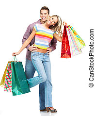 persone, shopping