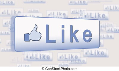 persone, usando, sociale, media