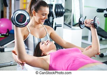 personlig tränare