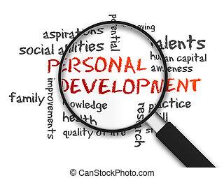 personlig, udvikling