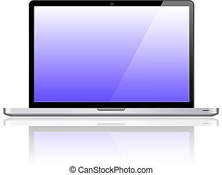 personnel, ordinateur portable, ordinateur cahier