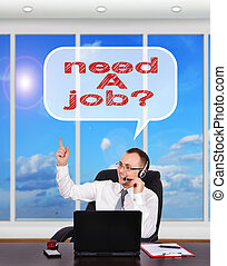 personnel search - Manager clients looking for new employees