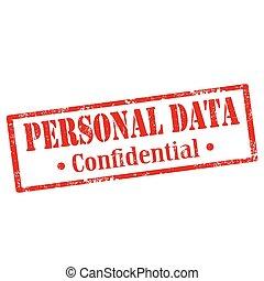 persoonlijk, data