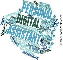 persoonlijke assistent, digitale