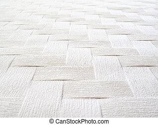 Perspective Basketweave pattern