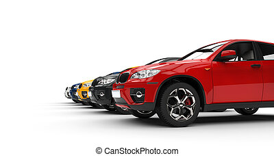 Perspective SUVs