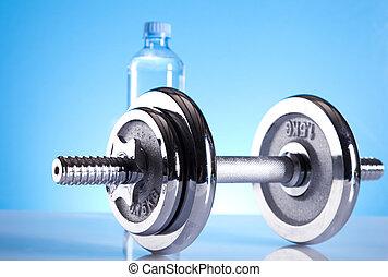 perte pondérale, fitness