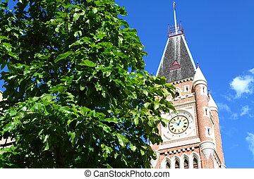 perth, australia, iglesia