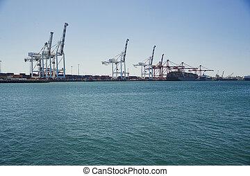 Perth Docks and Harbor