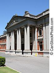perth, palacio de justicia