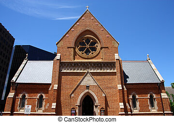 Perth - St. George\'s Anglican Cathedral in Perth, Western...
