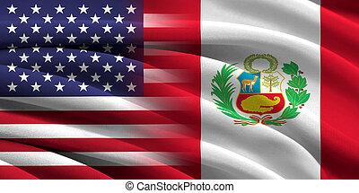 peru., アメリカ