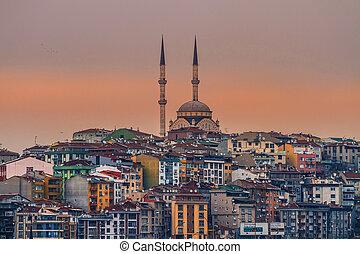 peru, mesquita, istambul