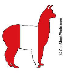 peruansk, alpacka