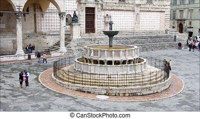 Perugia well
