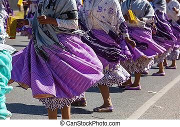 Peruvian dance - Authentic peruvian dance